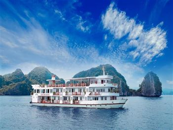 Du thuyền Hạ long Cristina Diamond 4 sao