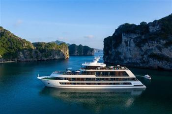 GIÁ kHUYẾN MẠI - Stellar of the Seas Cruise 5* 2N-1Đ TRẢI NGHIỆM BẤT TẬN TRÊN VỊNH LAN HẠ