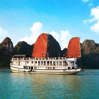 Du thuyền Apricot Cruise 2 ngày 1 đêm