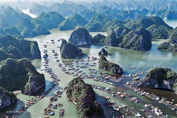 Tour du lịch Cát Bà 3 ngày 2 đêm (thăm vịnh Lan Hạ)
