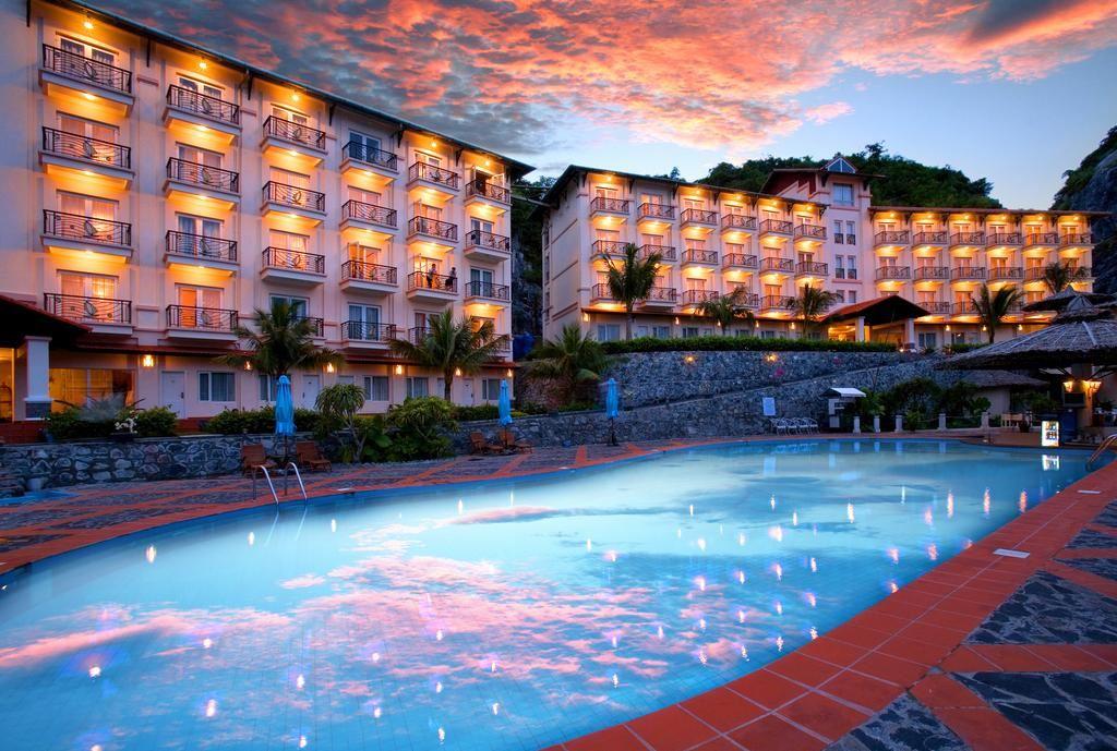 HẠ LONG 3 NGÀY 2 ĐÊM ( 1 đêm trên tàu Golden Cruise và 1 đêm trên Catba island resort)