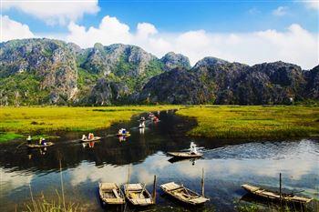 Tour Tràng An Ninh bình & Tour Chùa Tam Chúc