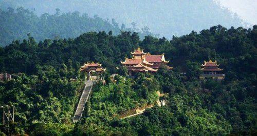 TOUR CHÙA TAM CHÚC – ĐỊA TẠNG PHI LAI TỰ 1 NGÀY
