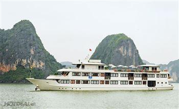 Du thuyền La Vela Premium 2 ngày