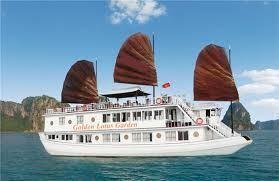 Du thuyền 3 sao Golden Lotus 2 ngày