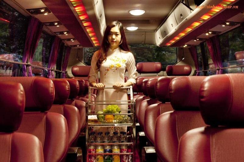 Vé bus Hà Nội - Sapa